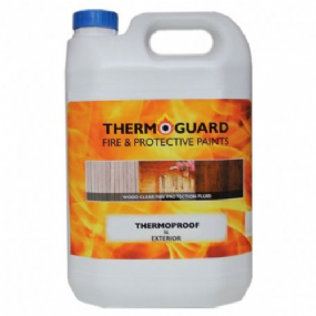 Thermoguard Thermoproof Exterior Fluid | paints4trade.com